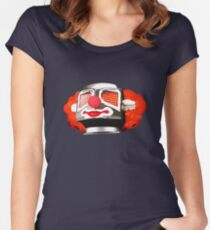 Clownbot Women's Fitted Scoop T-Shirt