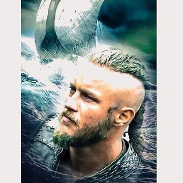 ragnar lothbrok viking by timmanta2