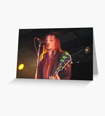 Slaves To Gravity Tommy Greeting Card