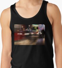 Evening Rush at Piccadilly Circus, London Men's Tank Top
