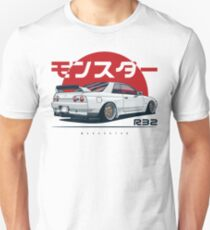 Monster. Skyline R32 GTR Unisex T-Shirt