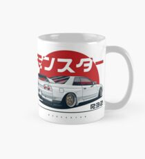 Monster. Skyline R32 GTR Classic Mug