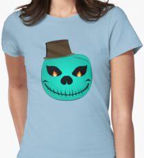 Devil monster Women's Fitted T-Shirt