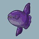 Mola Mola by bytesizetreas