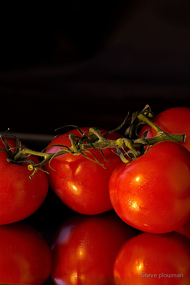 Red and ripe. by Steve plowman