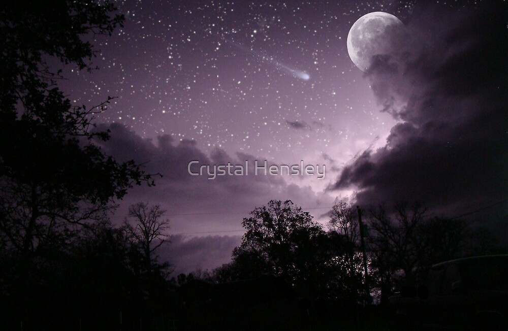 Starry Night by Crystal Hensley