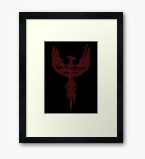 Order of the Phoenix Framed Print