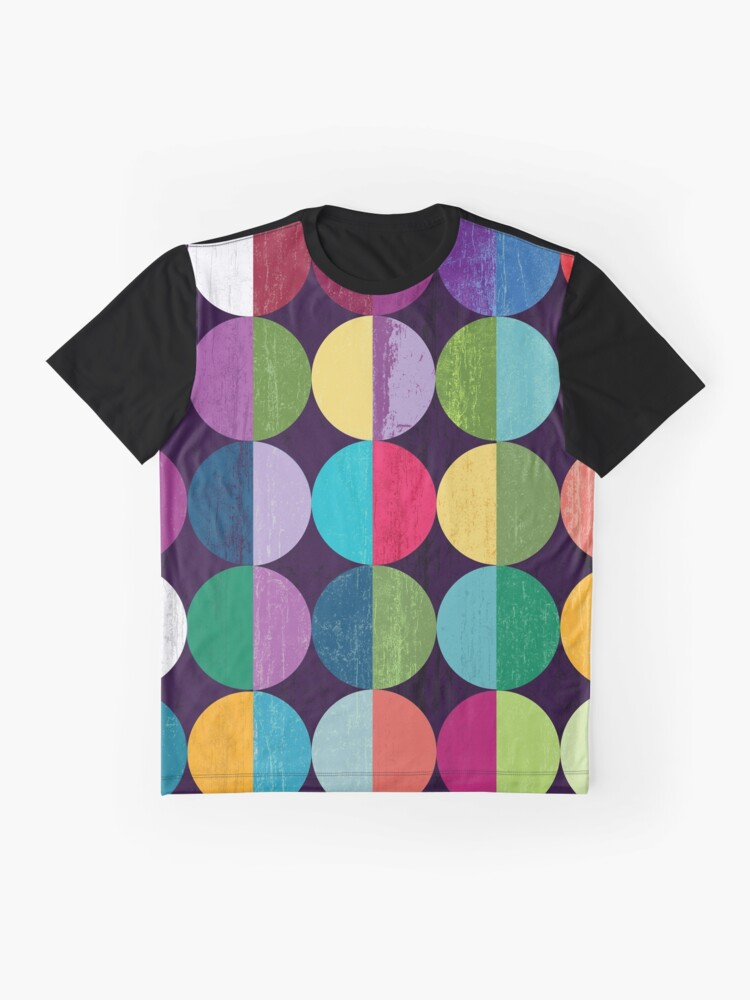 Alternate view of Moon Graphic T-Shirt