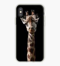 The Short-Sighted Giraffe iPhone Case