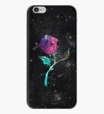 Buntglas-Rosen-Galaxie iPhone-Hülle & Cover