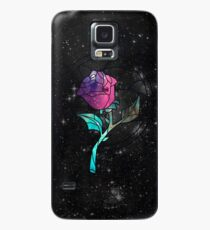 Funda/vinilo para Samsung Galaxy Vitral Rose Galaxy