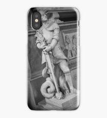 Stone Warrior iPhone Case