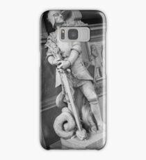Stone Warrior Samsung Galaxy Case/Skin
