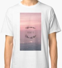 Milky Chance Frashed Junk Mind Classic T-Shirt