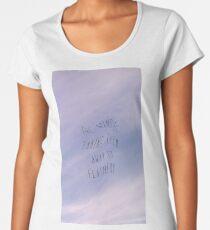 Milky Chance Feathery Women's Premium T-Shirt