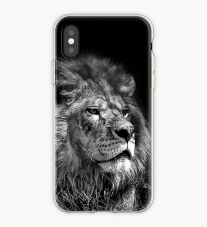Proud Young Lion iPhone Case