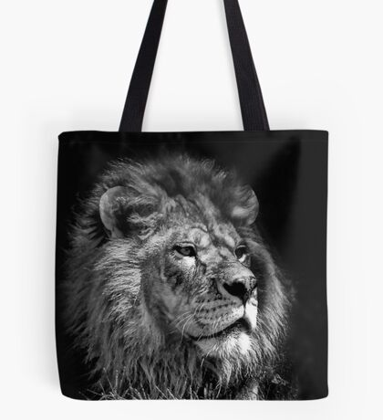 Proud Young Lion Tote Bag