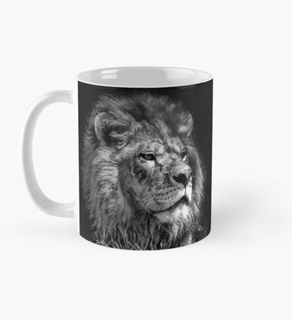 Proud Young Lion Mug