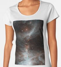 Black Galaxy Women's Premium T-Shirt