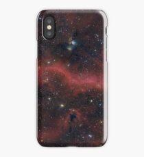 Pink Galaxy iPhone Case
