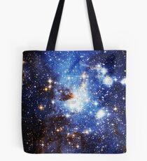 Blue Galaxy 3.0 Tote Bag