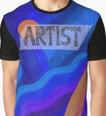 Artist Graphic T-Shirt