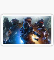 Halo Reach  Sticker