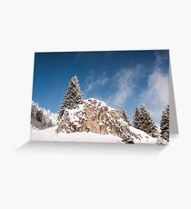 Climber Greeting Card