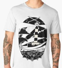 The lighthouse T-shirt premium homme
