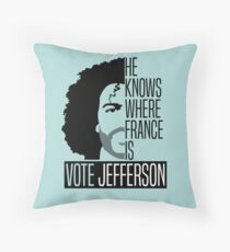 Vote For Jefferson Floor Pillow