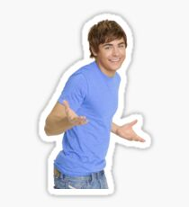 Troy Bolton Sticker