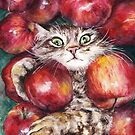 Apfelkatze von AnnaShell