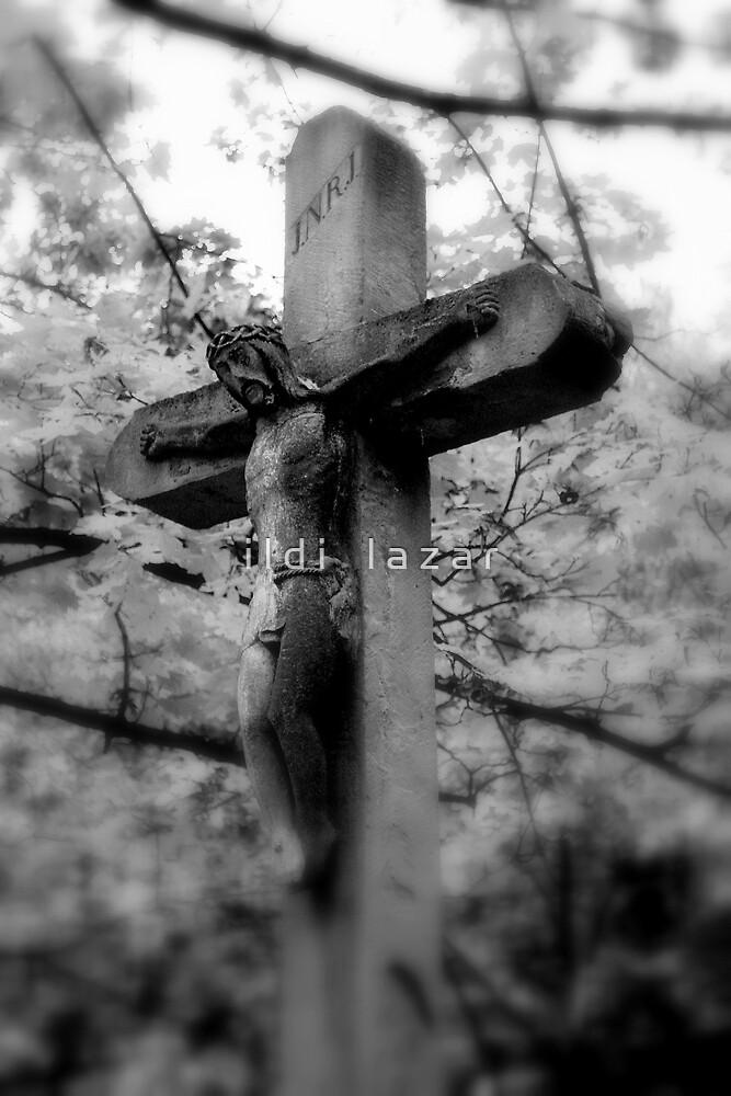 Crucifix by i l d i    l a z a r