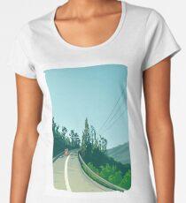 Canada - The travellers Women's Premium T-Shirt
