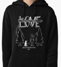 Gifts for Dog Lovers With Style Pullover Hoodie