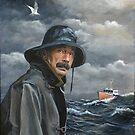 The Nova Scotia Fisherman by Frank Boudreau