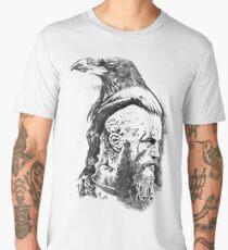 KING RAGNAR LOTHBROK - VIKINGS Men's Premium T-Shirt