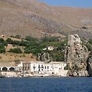 Tonnara di Scopello_view from the sea by Rosy Kueng Photography