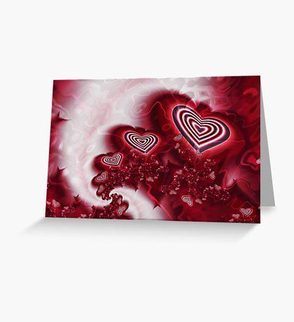 February Greeting Card