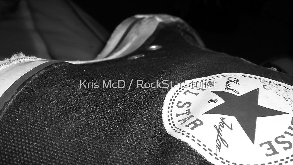 chucks rule #2 by Kris McD / RockStarStylist