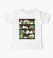 Library cats Baby Tee