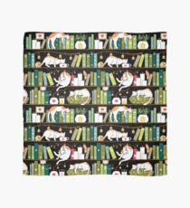 Pañuelo Gatos de la biblioteca