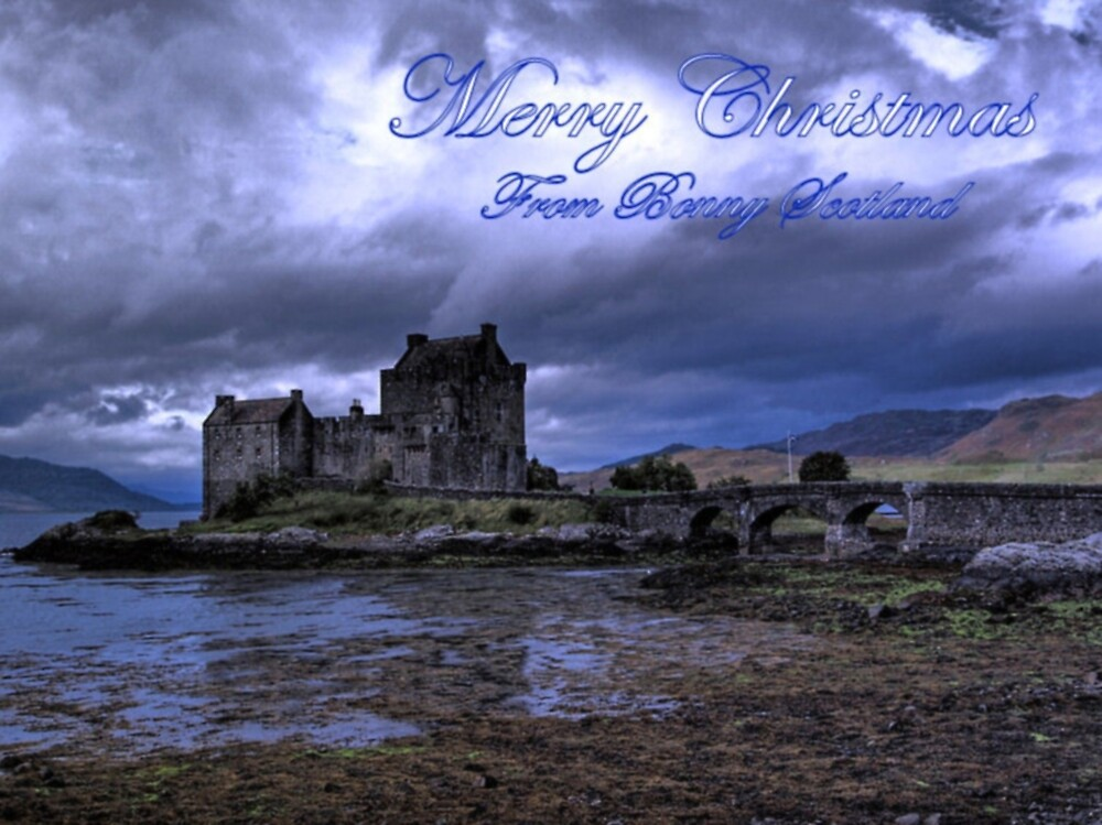 Christmas Castle by Alan Findlater
