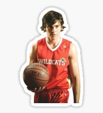 Troy Bolton Wildcat Sticker