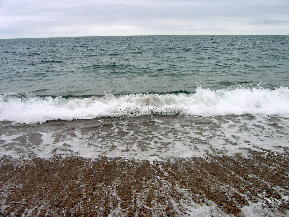 Waves by Sara Hasted