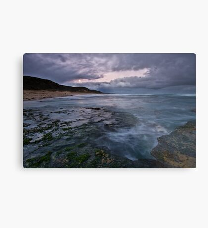 The Ocean Swallowed Her Soul... Metal Print