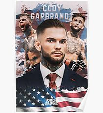 Cody Garbrandt  - UFC Poster