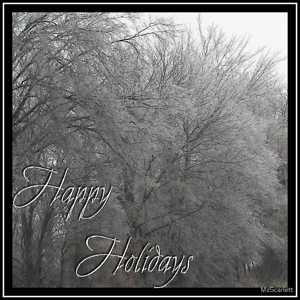 Happy Holidays by MzScarlett