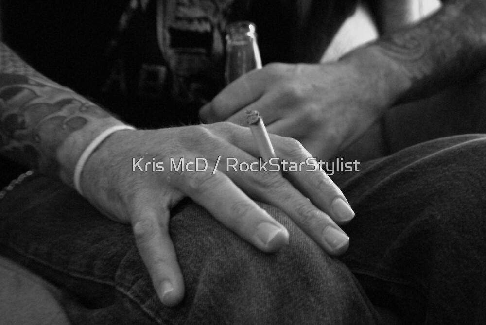 indelible marks by Kris McD / RockStarStylist
