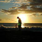 Fisherman by mcrowleyphoto